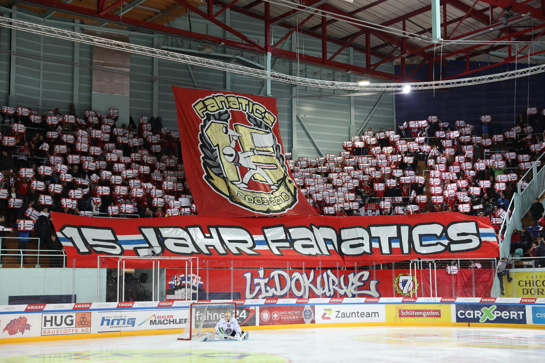 SCRJ Lakers - HC Lugano