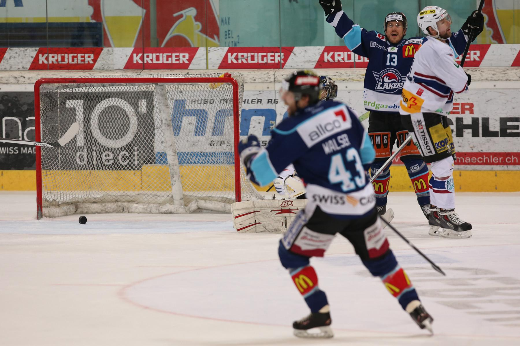Lakers - EHC Biel