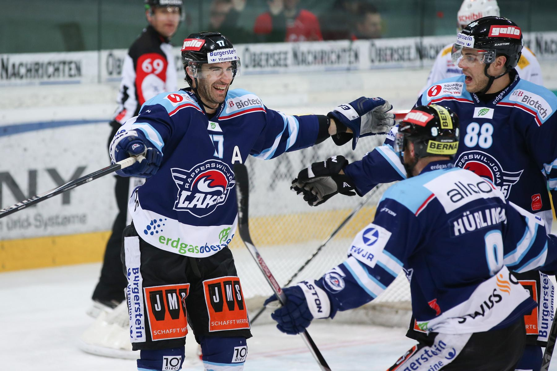 Lakers - Kloten Flyers