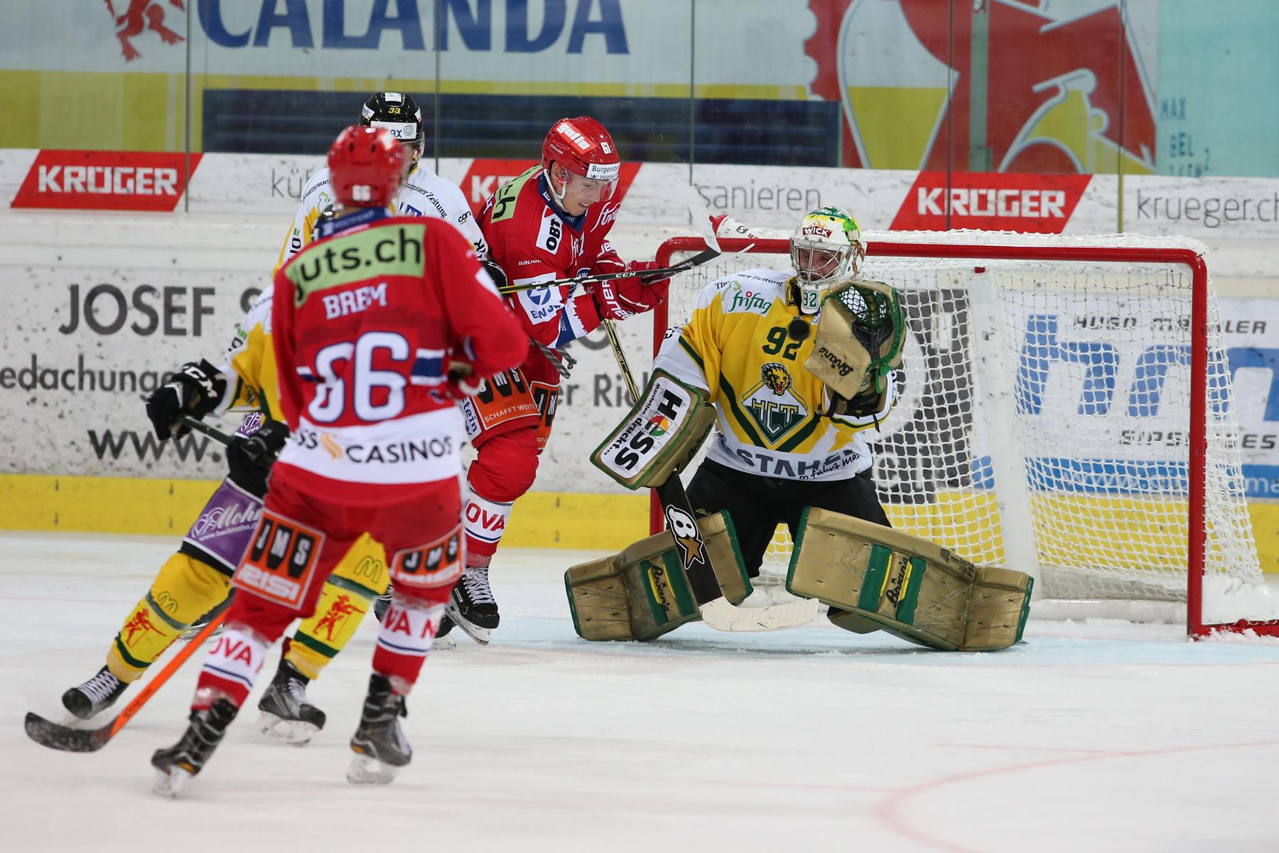 SCRJ Lakers - HC Thurgau