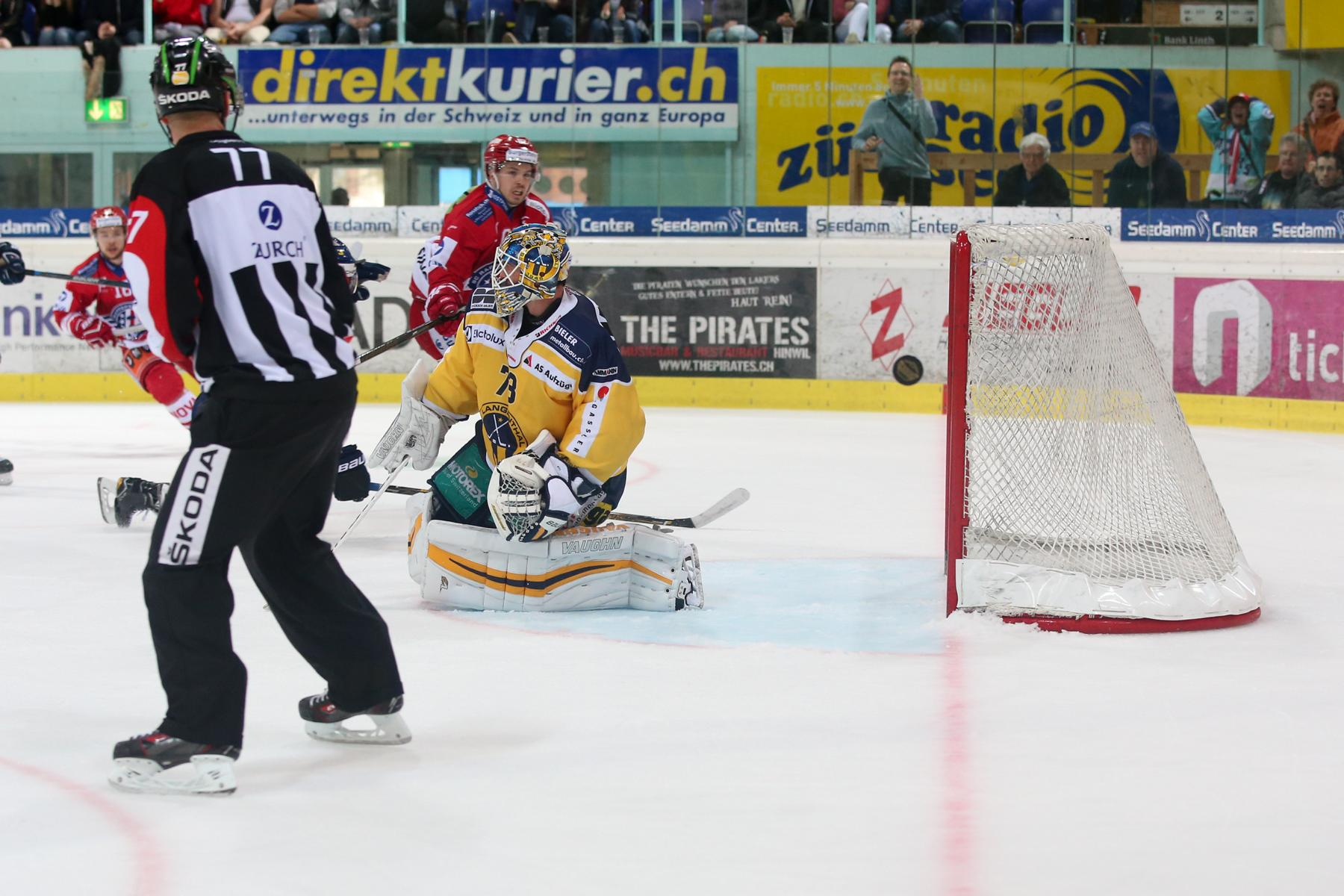 SCRJ Lakers - SC Langenthal